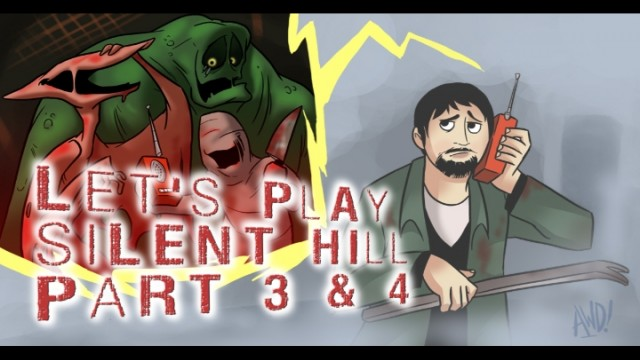 Silent Hill LP Part 3&4