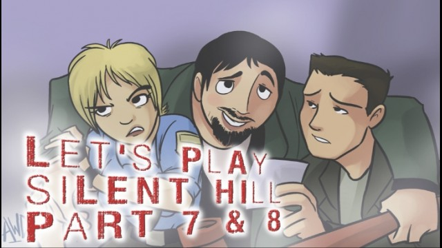Silent Hill LP Part 7&8