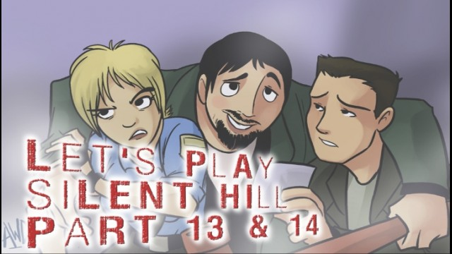 Silent Hill LP part 13&14