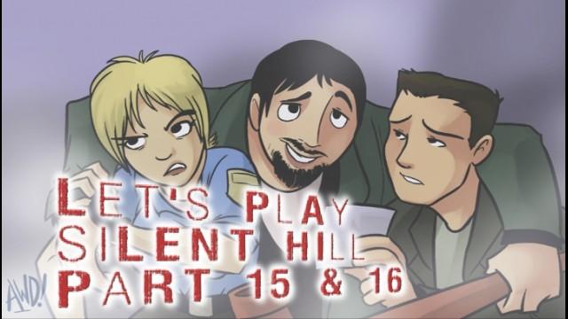 Silent Hill LP part 15&16