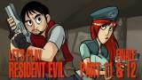 Resident Evil LP Part 11 & 12