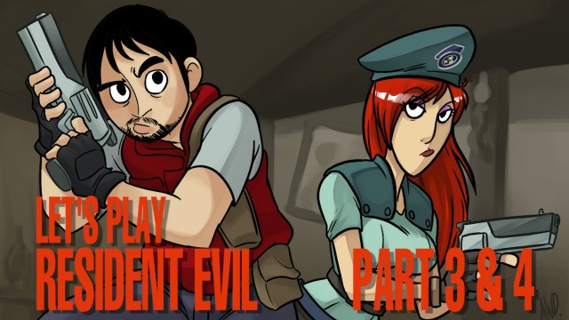 Resident Evil LP Part 3 & 4