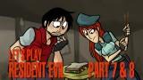 Resident Evil LP Part 7 & 8