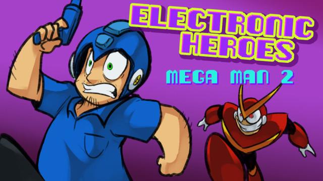 e heroes mega man 2