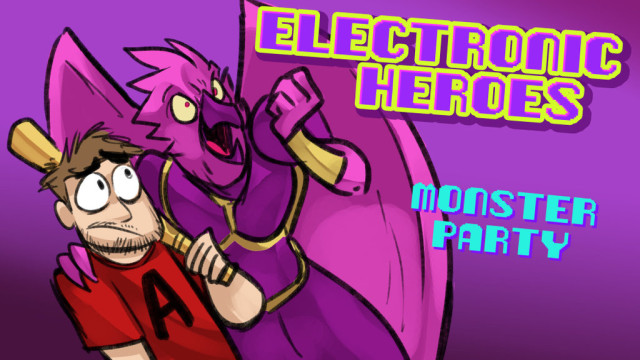 e heroes monster party