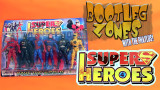 bz super heroes set