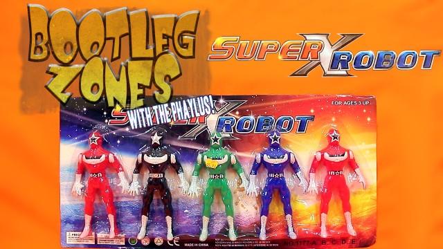 bz super X robot
