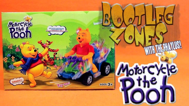 bz motorcycle the pooh