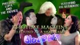 time machine yard sale bloopers
