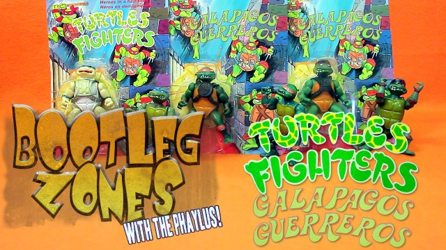 bz turtles fighters return