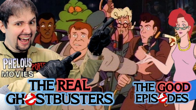 real ghostbusters part 1
