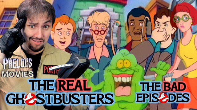 real ghostbusters part 2
