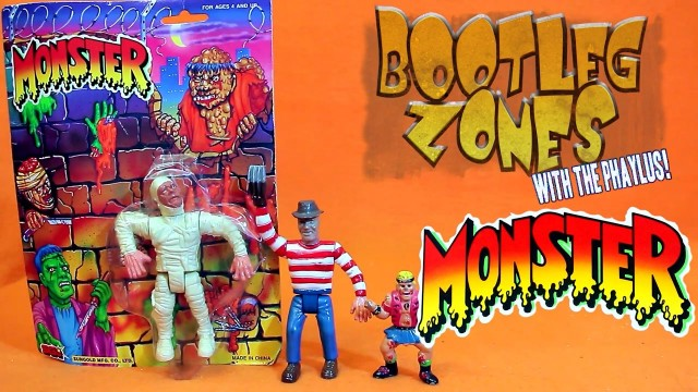 Bootleg Zones Monster Sungold