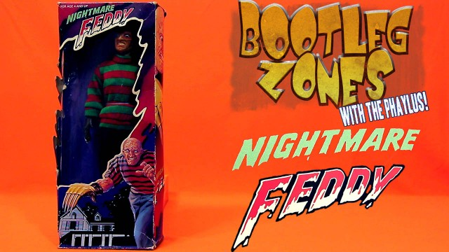 bz nightmare feddy