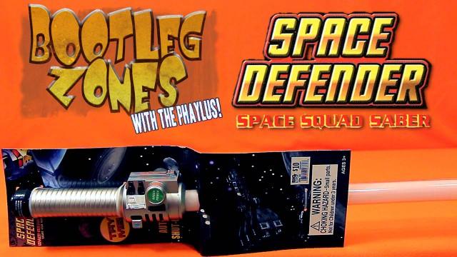 bz space defender saber