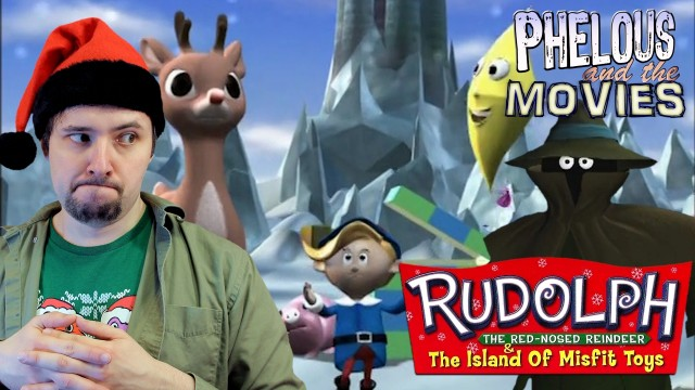Rudolph Island of Misfit Toys