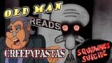 old man creepypasta Squidward's Suicide