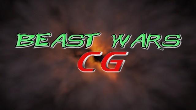 beast wars CG