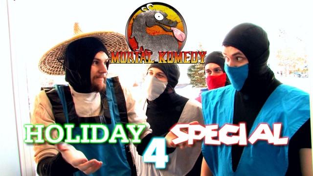 mortal komedy holiday 4 re-edit