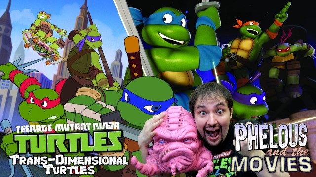 tmnt Trans-Dimensional Turtles