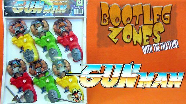 bz gun man