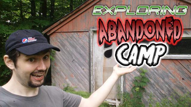 abandoned camp