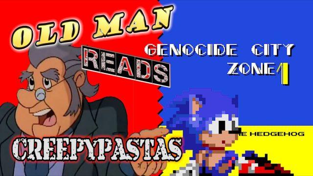 oldmancreepypasta sonic2 genocide city