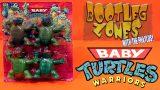 bz baby turtles warriors