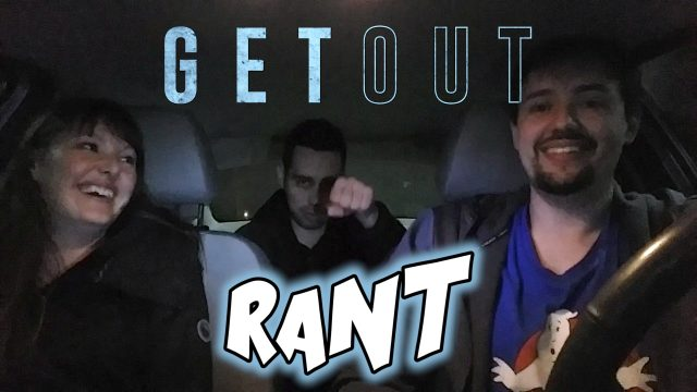 get out rant