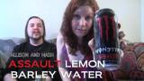 Allison and Nash Assault Lemon Barley Water
