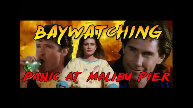 Baywatching: Panic at Malibu Pier