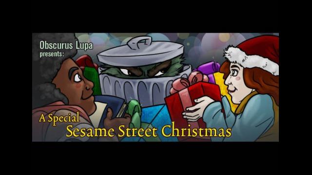 OLP: A Special Sesame Street Christmas