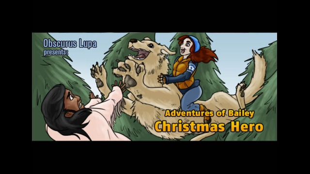 OLP: Adventures of Bailey, Christmas Hero