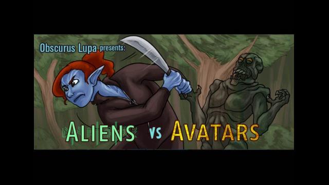 OLP: Aliens vs. Avatars