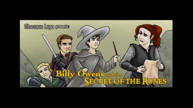 OLP: Billy Owens and the Secret of the Runes