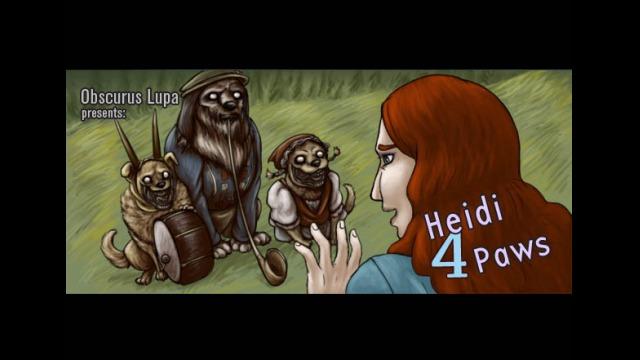 OLP: Heidi 4 Paws