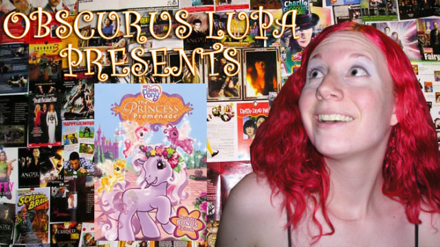 OLP: My Little Pony: the Princess Promenade