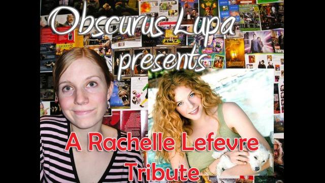 OLP: Rachelle Lefevre Tribute