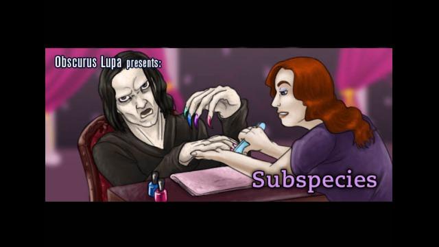 OLP: Subspecies