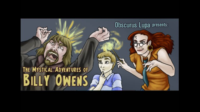 OLP: The Mystical Adventures of Billy Owens