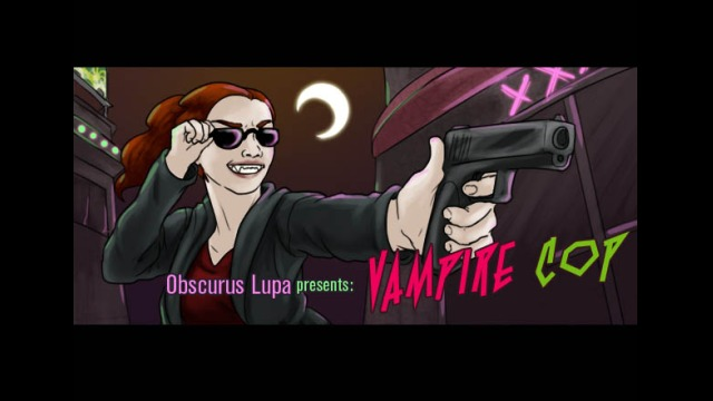OLP: Vampire Cop