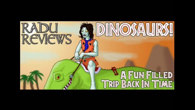 RR: Dinosaurs! A Fun-Filled Trip Back in Time