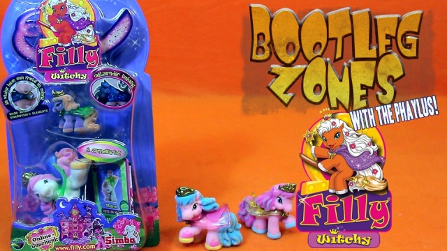 Bootleg Zones: Filly Witchy
