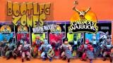 Bootleg Zones: Galaxy Warriors