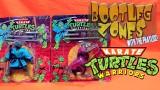 Bootleg Zones: Karate Turtles Warriors
