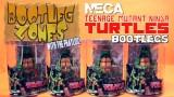 Bootleg Zones: Neca TMNT Bootlegs