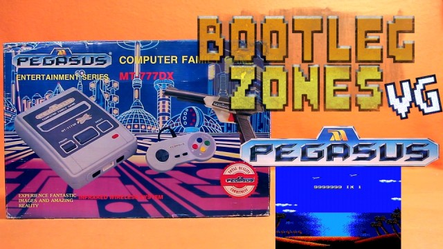 Bootleg Zones: Pegasus