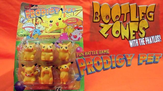 Bootleg Zones: Prodigy Pet