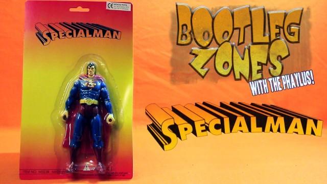 Bootleg Zones: Specialman
