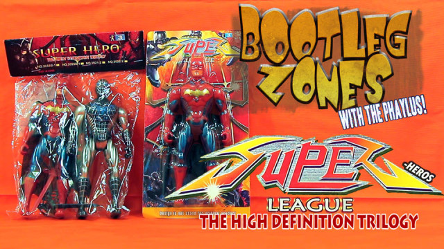 Bootleg Zones: Super League -Heros